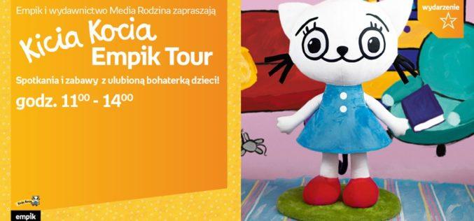 Kicia Kocia rusza w tournée po Polsce