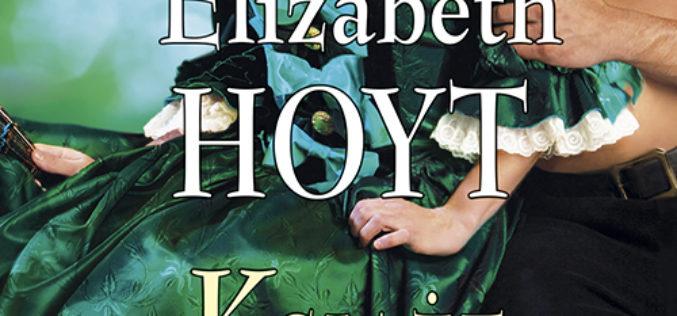 """Wydawnictwo BIS poleca szóstą część cyklu Tajemnice Maiden Lane Elizabeth Hoyt """"Książę nocy"""""""