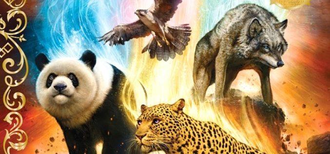 Spirit Animals. Opowieści zwierzoduchów. Wydanie specjalne – zapowiedź wydawnictwa Wilga
