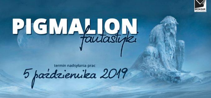"""""""Pigmalion fantastyki"""" – Konkurs Literacki na Opowiadanie Fantastyczne"""