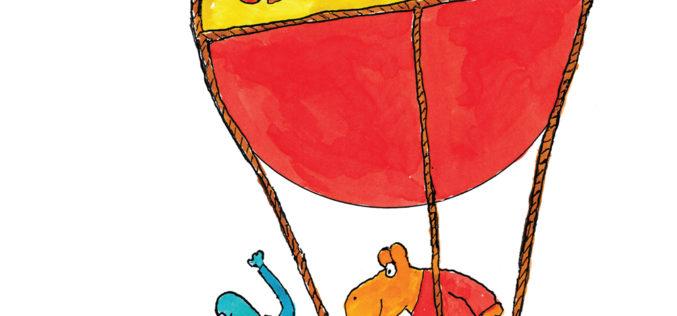 """Międzypokoleniowy Festiwal Literatury Dziecięcej """"Ojce i Dziatki"""" na dobre rozgościł się w Małopolsce. Finałowy weekend przed nami!"""