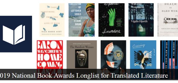 Olga Tokarczuk ponownie na liście nominowanych do National Book Award