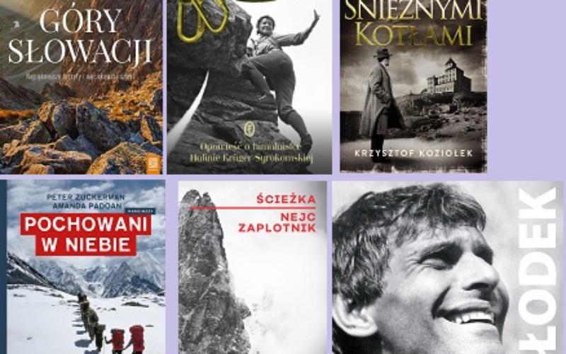 Książka Górska Roku 2019 im. Wawrzyńca Żuławskiego