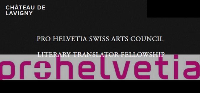 Stypendium pobytowe dla tłumaczy literatur Szwajcarii