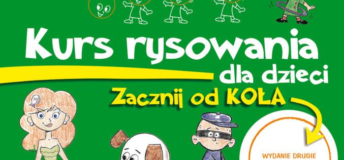 Kurs rysowania dla dzieci: Zacznij od koła, trójkąta, kwadratu