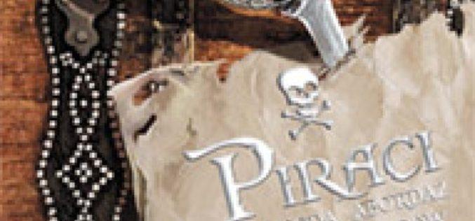 Piraci. Przygoda, abordaż i wyspy skarbów