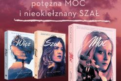Trylogia Mocy i Szału Anny Lewickiej