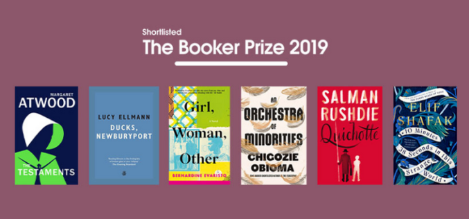 Finaliści The Man Booker Prize 2019