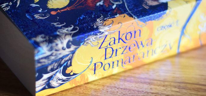 18 września do księgarni trafi Zakon Drzewa Pomarańczy, opowieść dla której Samantha Shannon odłożyła pracę nad cyklem Czas Żniw