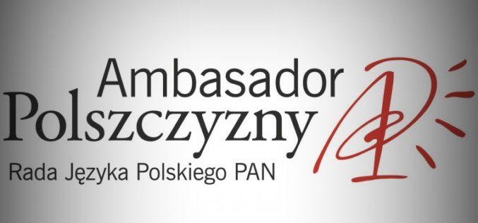 Olga Tokarczuk Wielkim Ambasadorem Polszczyzny