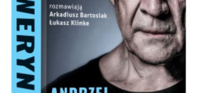"""""""Andrzej Seweryn. Ja prowadzę!"""" – biografia  jednego z najwybitniejszych polskich aktorów"""