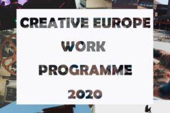 Plan pracy programu Kreatywna Europa na rok 2020