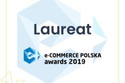 EGMONT.pl z e-COMMERCE POLSKA awards 2019