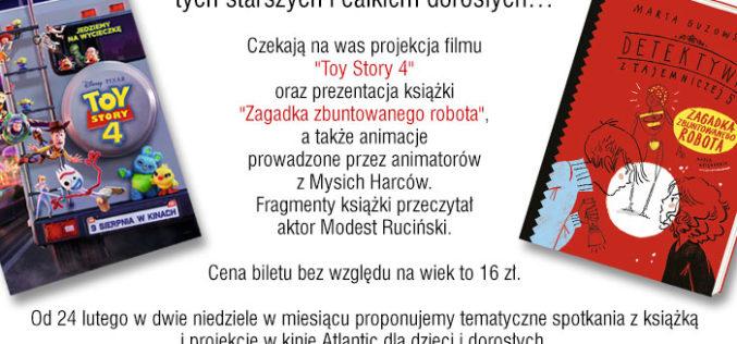 FILMOWE CZYTANKI z Wydawnictwem Nasza Księgarnia