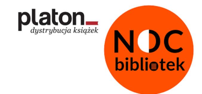 Platon oficjalnym Partnerem Nocy Bibliotek 2019