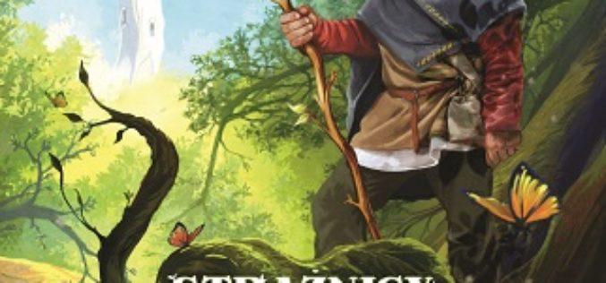 Pierwszy tom cyklu fantasy STRAŻNICY STAREGO LASU Grzegorza Gajka