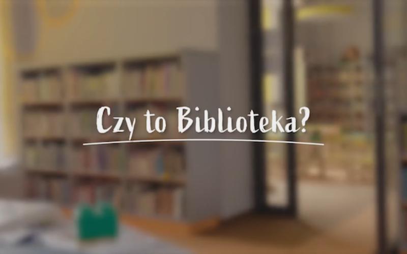 """""""Biblioteka Wielkiego Człowieka"""" – filmowa seria Instytutu Książki"""