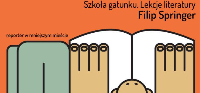 Filip Springer, laureaci Silesiusa i MFO w Prozie – klubie Wrocławskiego Domu Literatury