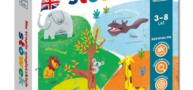 Na tropie angielskich słówek – gra do nauki języka