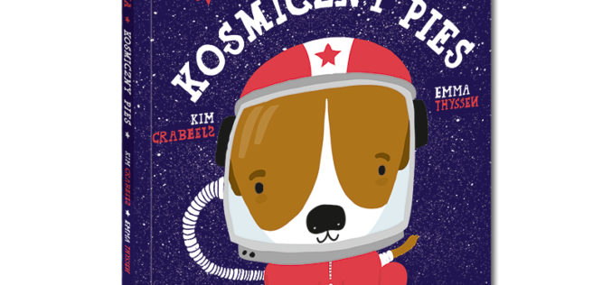 Łajka, kosmiczny pies. Galaktycznie wciągająca książka!