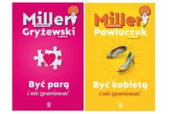 15 października trafią do księgarń dwie książki Katarzyny Miller!