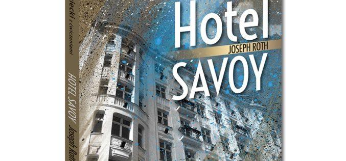 Hotel Savoy. Adaptacja klasyki z ćwiczeniami – język niemiecki