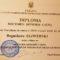 Tytuł Doktora HonorisCausadlaprof. dr. hab. Bogusława Śliwerskiego nadany przez Narodową Akademię Nauk Pedagogicznych Ukrainy