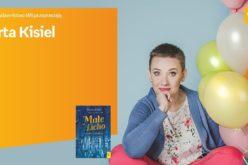"""Spotkanie premierowe z Martą Kisiel i jej nową książką """"Małe Licho i anioł z kamienia"""""""