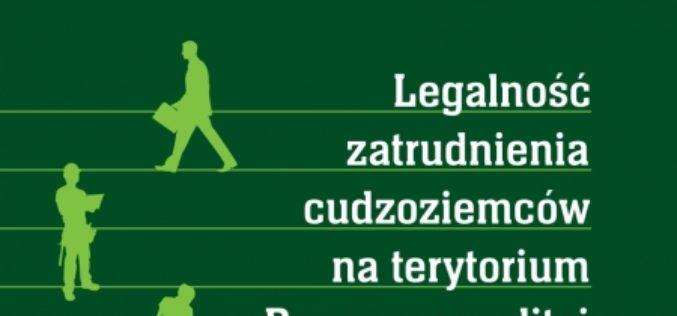 Legalność zatrudnienia cudzoziemców na terytorium RP