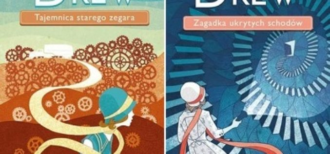 """""""Nancy Drew"""". Kultowa seria dla młodych fanów powieści detektywistycznych!"""