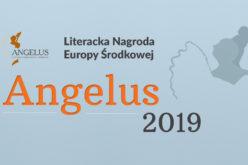 Tydzień z Literacką Nagrodą Europy Środkowej Angelus2019