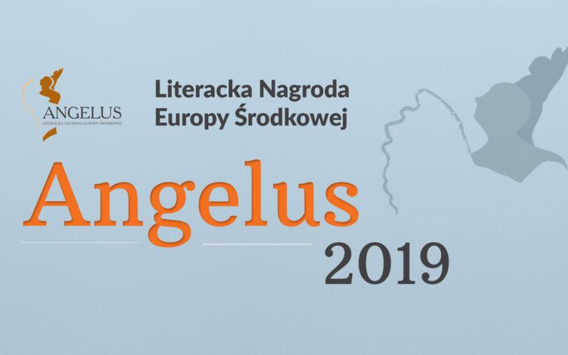 Literacka Nagroda Europy Środkowej – ANGELUS 2019 – zobacz relację na żywo w Wirtualnym Wydawcy