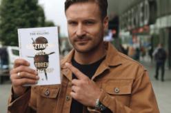 """""""Kasztanowy ludzik"""", Piotr Stramowski i książki dla 1000 bibliotek – jedyna taka akcja w Polsce!"""