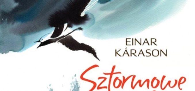 "Einar Kárason, ""Sztormowe ptaki"""