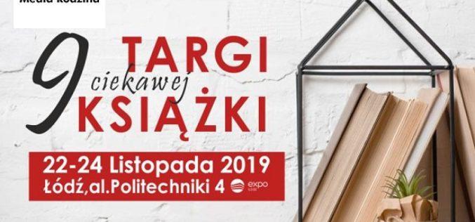 Media Rodzina zaprasza na swoje stoisko podczas IX Targów Ciekawej Książki w Łodzi
