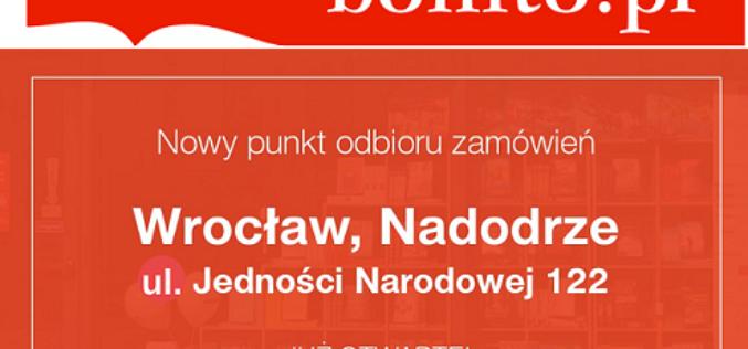 Wrocław Nadodrze‼️ Nowy punkt odbioru Bonito.pl