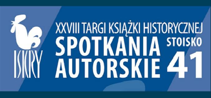 Wydawnictwo ISKRY na XXVIII Targach Książki Historycznej