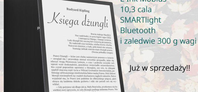 PocketBook InkPad X już w sprzedaży
