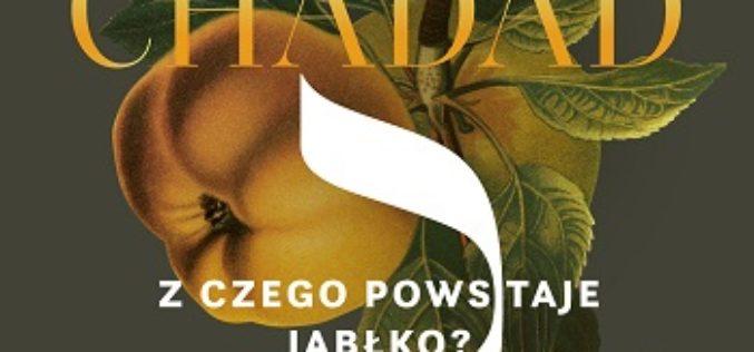 Amos Oz – Z czego powstaje jabłko? – sześć rozmów o pisaniu i miłości