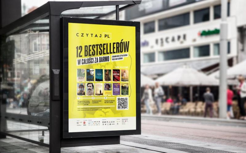 Rekord Czytaj PL – ponad 130 tysięcy książek przeczytanych w miesiąc
