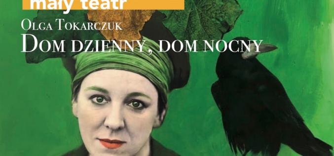 Mały teatr według Olgi Tokarczuk w Big Book Cafe 15 grudnia