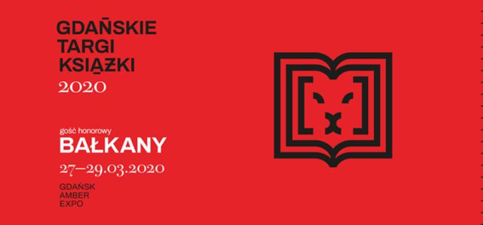 Bałkany gościem honorowym Gdańskich Targów Książki 2020