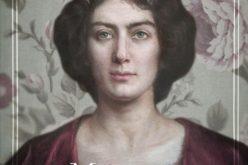 "Anna Bolecka, ""Medalion z ametystem """