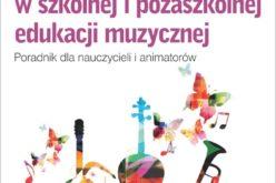 Edukacja muzyczna dzieci i młodzieży