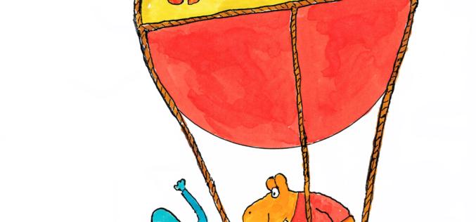 Międzypokoleniowy Festiwal Literatury Dziecięcej  –  Ojce i Dziatki na Śląskich Targach Książki