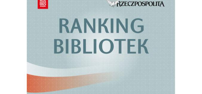 Rozpoczyna się kolejna edycja Rankingu Bibliotek