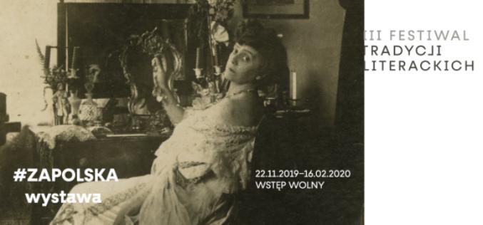 Wystawa  #ZAPOLSKA w Muzeum Pana Tadeusza