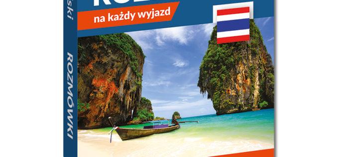 Tajski. Rozmówki na każdy wyjazd