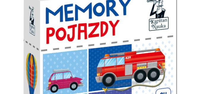 Memory Pojazdy