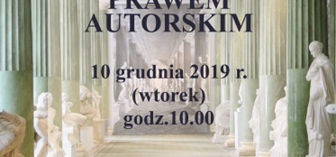 """""""Tłumaczenie jako utwór chroniony prawem autorskim""""- Konferencja ZAiKS"""